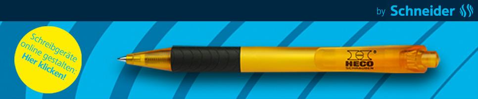 estallten Sie Ihren Stift selbst