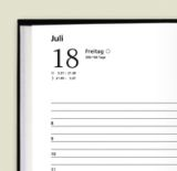 Kalenderbuch A5