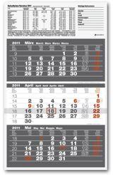 Dreimonats-Kalender