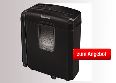 Fellowes® Aktenvernichter Powershred® 6C