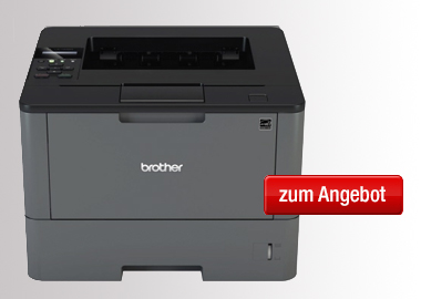 Brother Laserdrucker HL-L5100DN