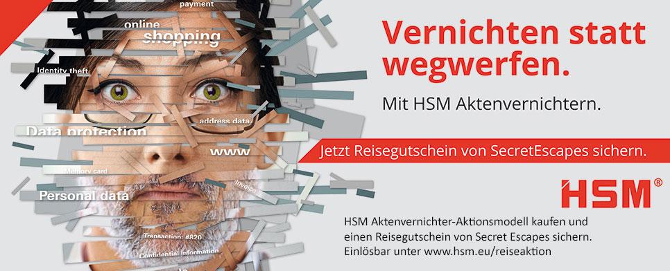Monatsaktion März - HSM