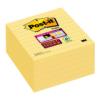 Haftnotiz 101x101mm 6x70Bl liniert gelb