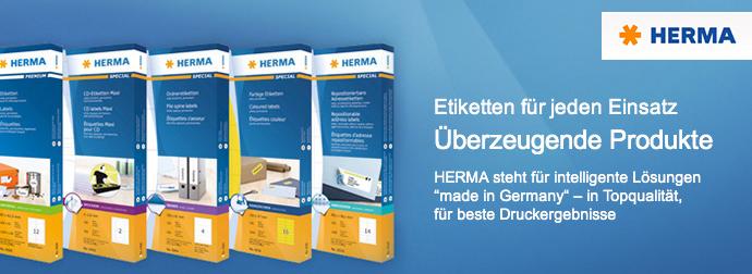 HERMA Etiketten